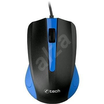 C-TECH WM-01B modrá - Myš