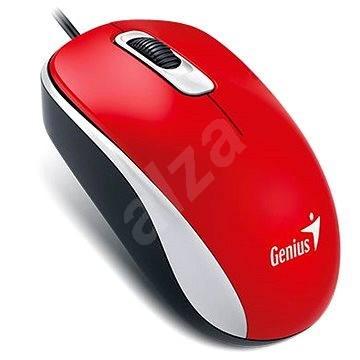 Genius DX-110 Passion red - Myš
