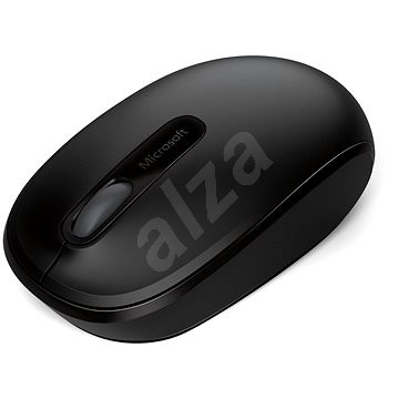 Microsoft Wireless Mobile Mouse 1850 Black - Myš
