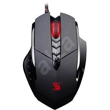 A4tech Bloody V7 V-Track Core 3 kovové pojezdy - Herní myš