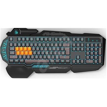 A4tech Bloody B318 - CZ - Herní klávesnice