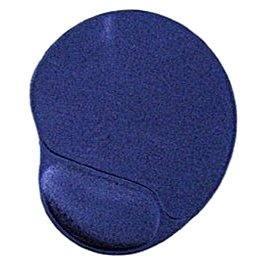 Gembird Ergo gelová, modrá - Podložka pod myš