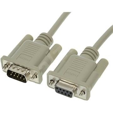 ROLINE prodlužovací pro myš - sériový COM port (RS232) 1.8m - Datový kabel