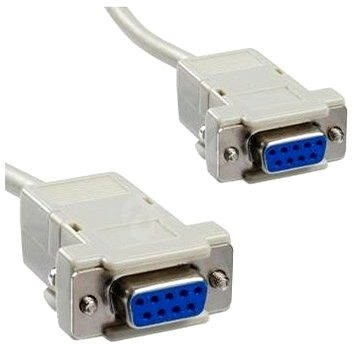 ROLINE křížený FD9-FD9, 3m - Datový kabel