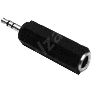 OEM audio 6.3mm JACK --> 3.5mm JACK - Redukce