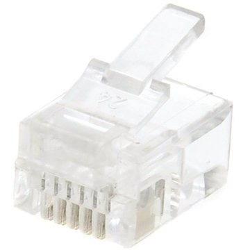 Datacom RJ12, telefonní - 10ks - Konektor