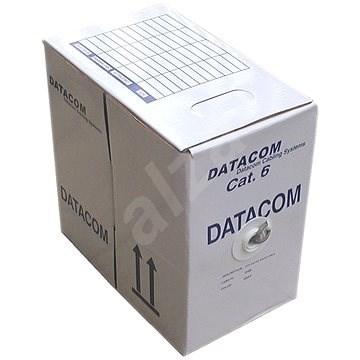 Datacom drát, CAT6, UTP, 305m/box - Síťový kabel