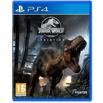 Jurassic World: Evolution - PS4 - Hra na konzoli