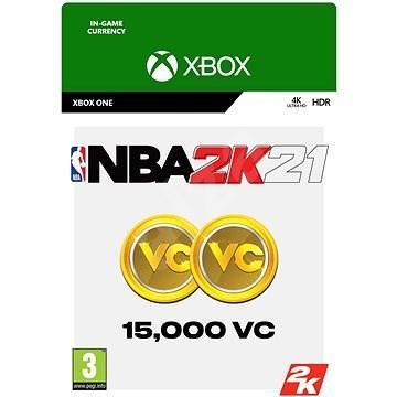NBA 2K21: 15,000 VC - Xbox Digital - Herní doplněk