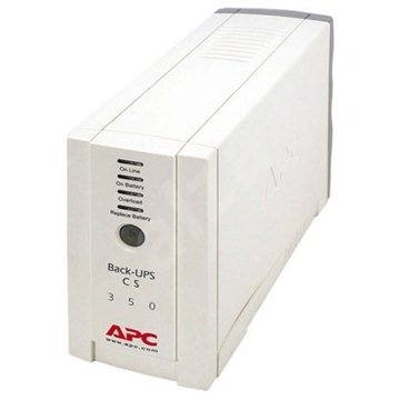APC Back-UPS CS 350I - Záložní zdroj