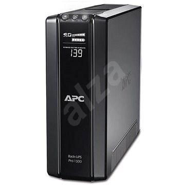 APC Power Saving Back-UPS Pro 1200 eurozásuvky - Záložní zdroj