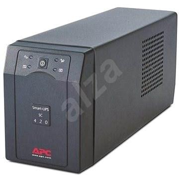 APC Smart-UPS SC 420VA - Záložní zdroj