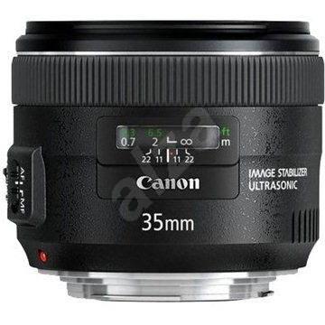 Canon EF 35mm f/2.0 IS USM - Objektiv