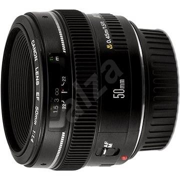 Canon EF 50mm f/1.4 USM - Objektiv