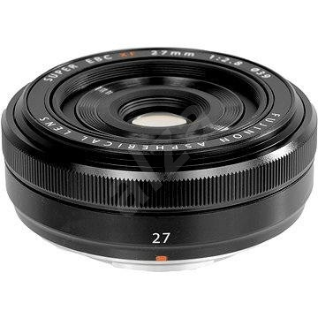 Fujifilm Fujinon XF 27mm f/2.8 černý - Objektiv