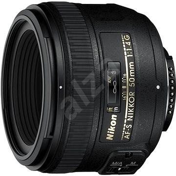 NIKKOR 50mm f/1.4G AF-S - Objektiv