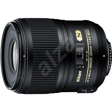 NIKKOR 60mm f/2.8G AF-S MICRO ED - Objektiv