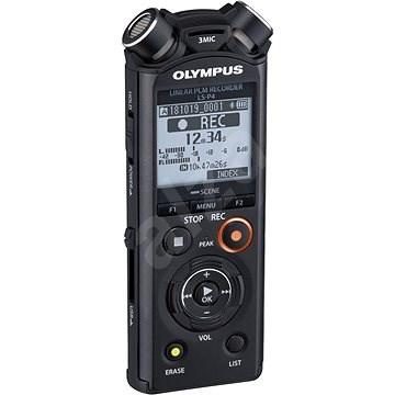Olympus LS-P4 - Diktafon