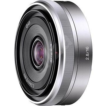Sony 16mm f/2.8 - Objektiv