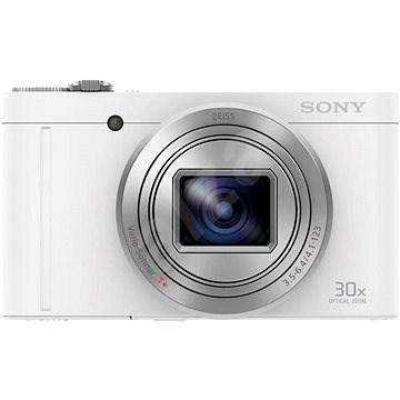 Sony CyberShot DSC-WX500 bílý - Digitální fotoaparát
