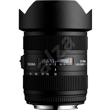 SIGMA 12-24mm f/4.5-5.6 ll DG HSM Sony - Objektiv