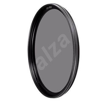 B+W cirkulární pro průměr 62mm C-POL Käsemann MRC Nano XS-Pro HTC - Polarizační filtr