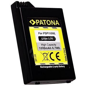PATONA PT6514 pro Sony PSP - Nabíjecí baterie