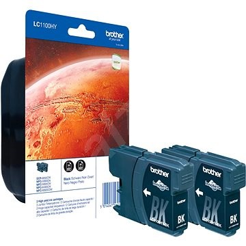 Brother LC-1100HY BKBP2 - Cartridge