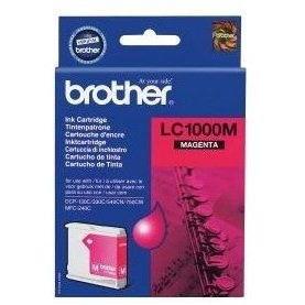 Brother LC-1000M purpurová - Cartridge