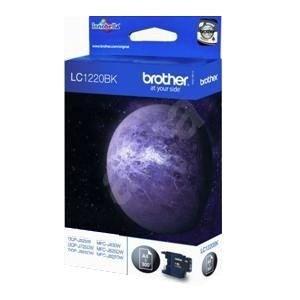 Brother LC-1220 BK černá - Cartridge