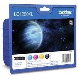 Brother LC-1280XLVALBP - Cartridge
