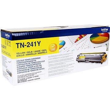 Brother TN-241Y žlutý - Toner