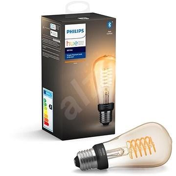 Philips Hue White Filament 7W E27 ST64 - LED žárovka