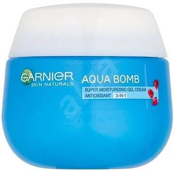 GARNIER Aqua Bomb Super Moisturizing Antioxidant 3in1 Day Gel Cream 50 ml - Pleťový gel