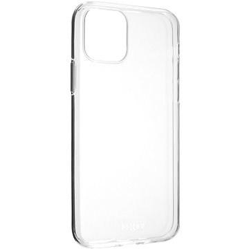 FIXED Skin pro Apple iPhone 11 Pro 0.6 mm čiré - Kryt na mobil