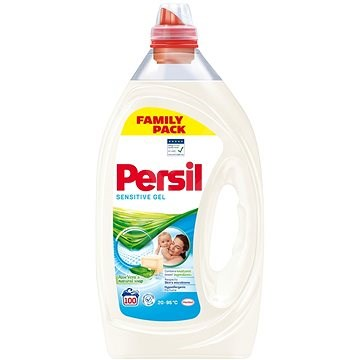PERSIL Sensitive Gel 5 l (100 praní) - Prací gel