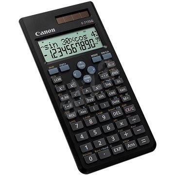 Canon F 715 SG černá - Kalkulačka
