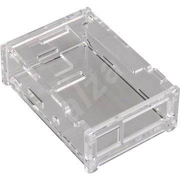 RASPBERRY Pi transparentní - Pouzdro na minipočítač