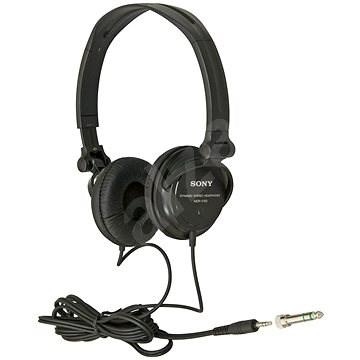Sony MDR-V150 černá - Sluchátka