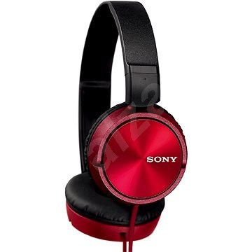Sony MDR-ZX310 červená - Sluchátka