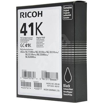 Ricoh GC41KHY černý - Toner