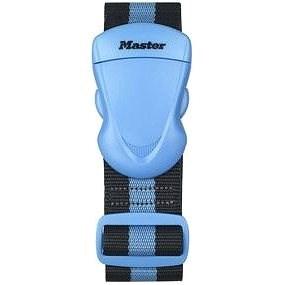 MasterLock 4700EURDBLU Popruh na zavazadlo - Vázací popruh