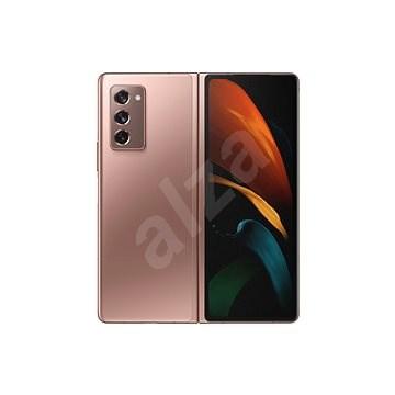Samsung Galaxy Z Fold2 5G bronzová - Mobilní telefon