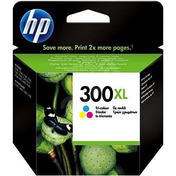 HP CC644EE č. 300XL barevná - Cartridge