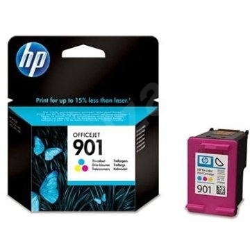 HP CC656AE č. 901 barevná - Cartridge