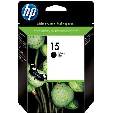 HP C6615DE č. 15 černá - Cartridge