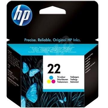 HP C9352AE č. 22 barevná - Cartridge