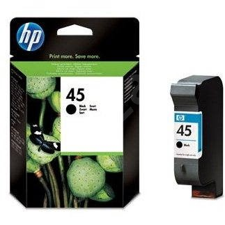 HP 51645A č. 45 černá - Cartridge