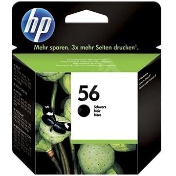 HP C6656AE č. 56 černá - Cartridge