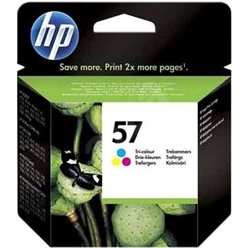 HP C6657AE č. 57 barevná - Cartridge